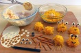 halloween-appetizer-recipe-for-mini-monster-cheese-balls-decorated-cheese-ball-cheeseball-recipe-halloween-edible-crafts